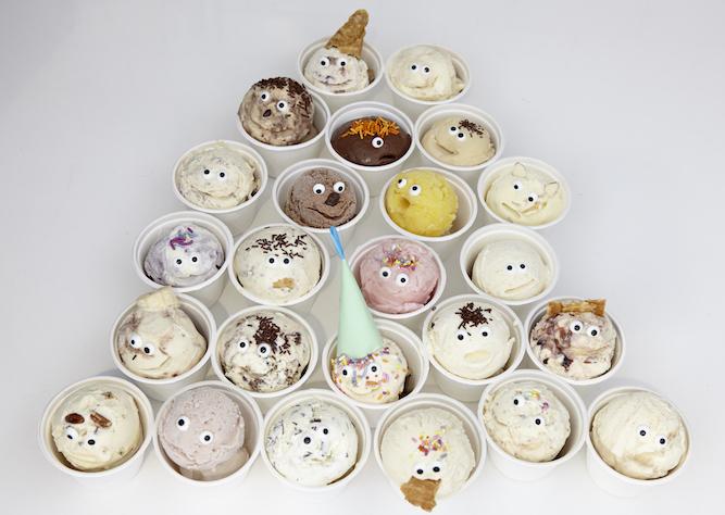 Tin Pot Creamery's flavor lineup